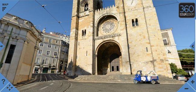 Lisbon Experience 360Tour