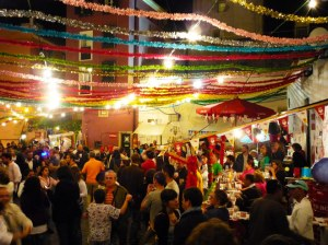 experience the santos populares lisbon