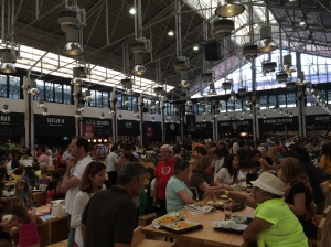 lisbon experience mercado ribeira time out