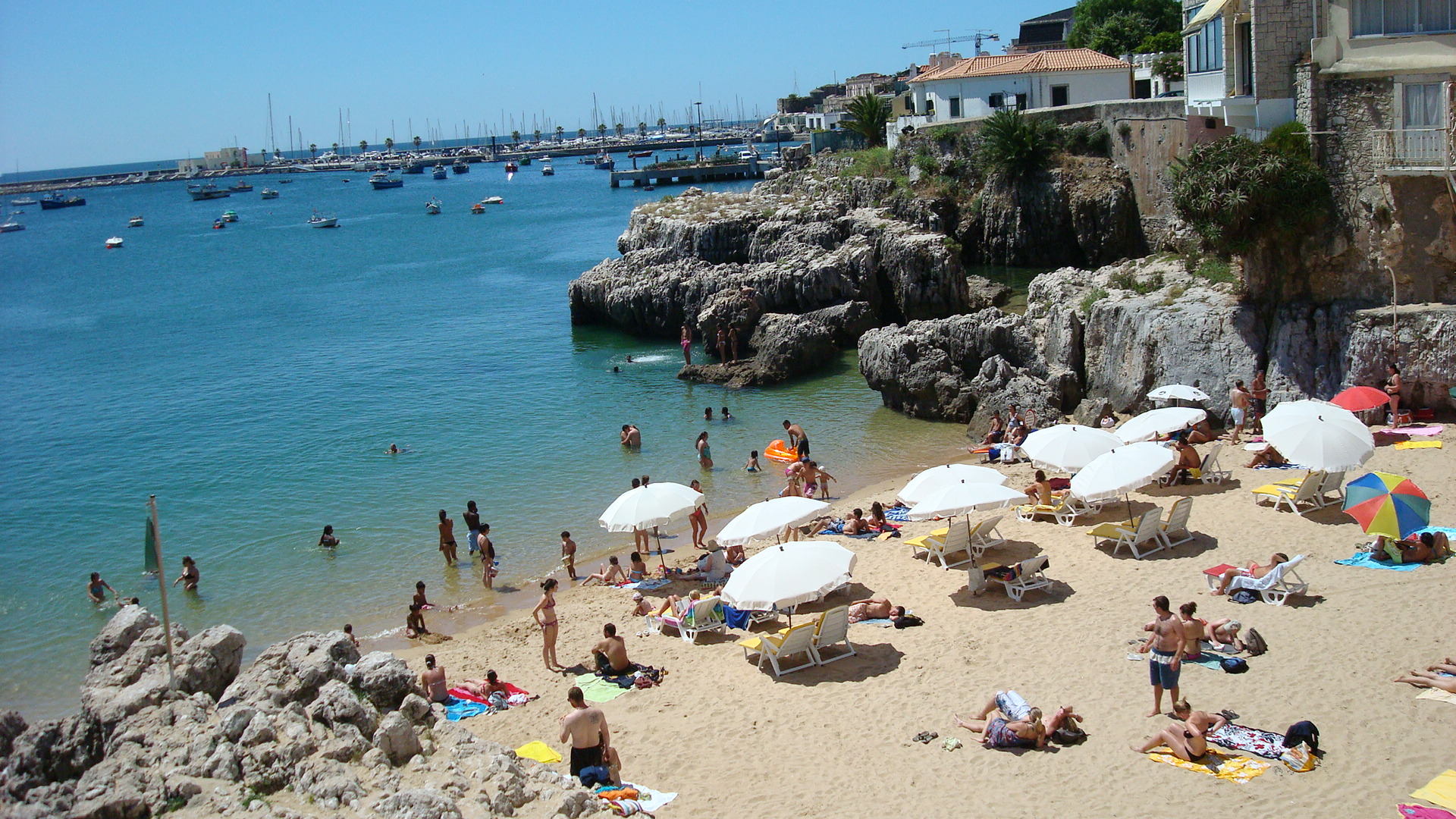 Beaches Near Lisbon City